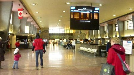 gare Montreal