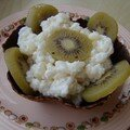 Riz à la noix de coco pour 6