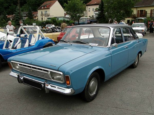 ford 17m p7a 1968 3
