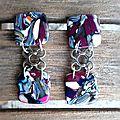 Kandinsky, boucles 8€ soldé 4€