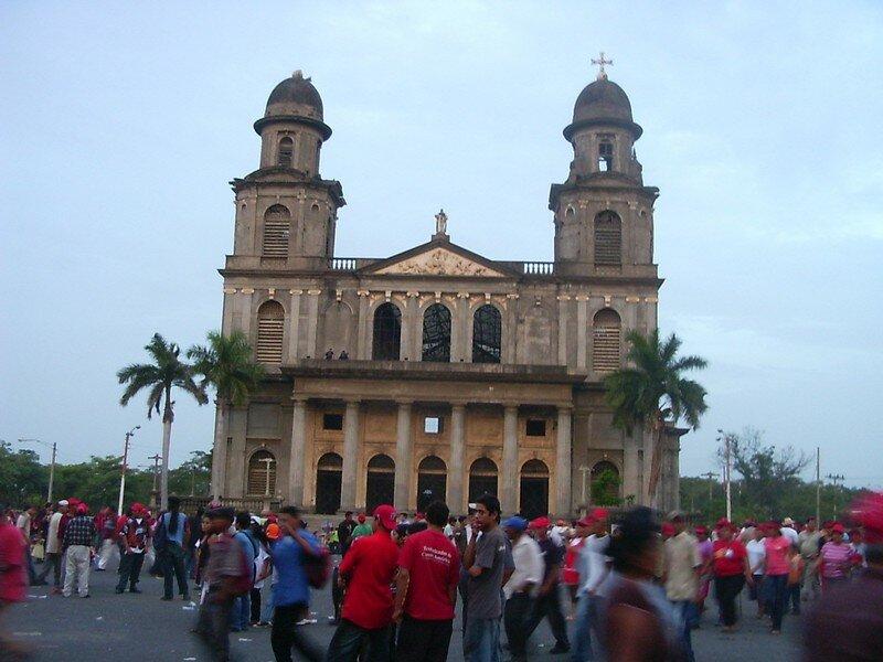 G026 Le 19 juillet : Managua
