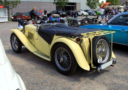 Mg TC convertible (RegioMotoClassica 2010) 02