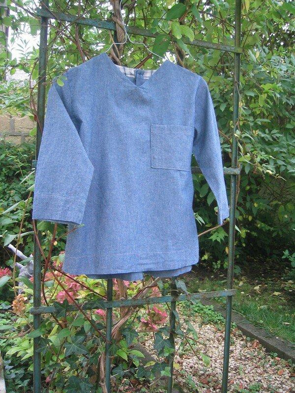 chemise arthur idées mag