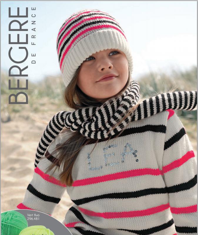 MODELE TRICOT BERGERE DE FRANCE GRATUIT - AVRIL 2014 - SUITE 1