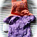 doudou blueann création violet