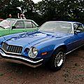 Chevrolet camaro type lt sport coupe - 1974