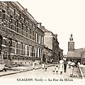 Glageon - la rue du milieu