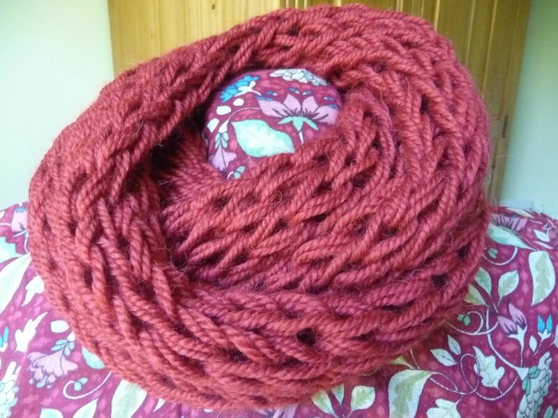 "Le snood ""MIRACLE"""
