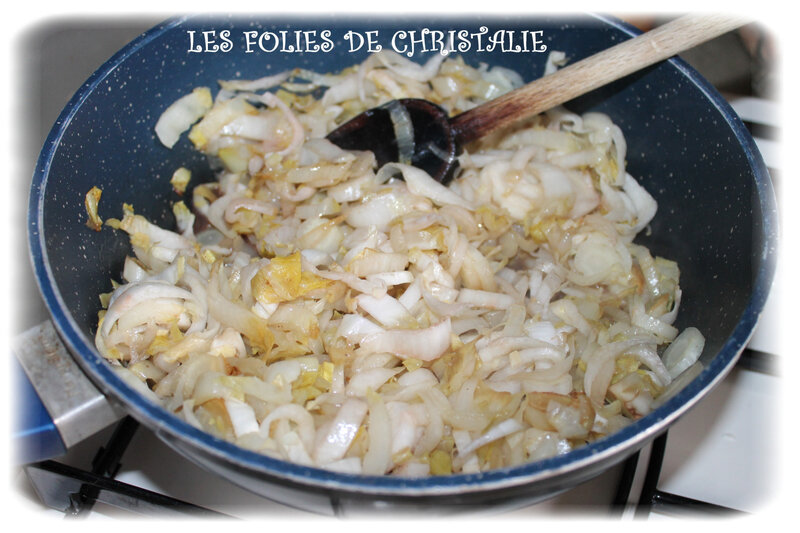 Timbales d'endives 1