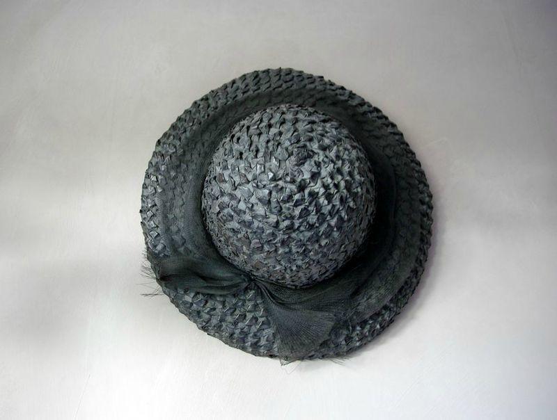 le chapeau de mamie 1