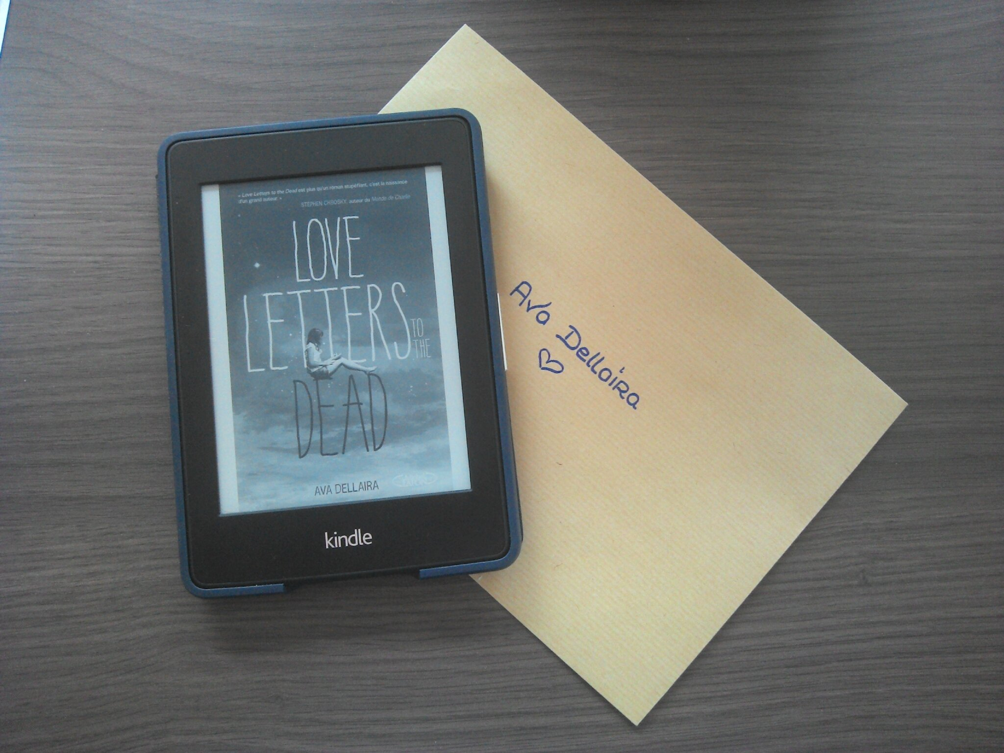 Love letters to the dead-Ava Dellaira