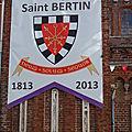 bicentenaire du collège St BERTIN à St Omer (7 au 12 mai 2013)