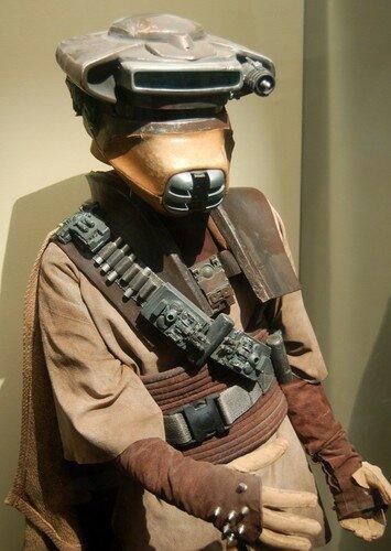 210 Leia Chasseur De Prime Photo De Star Wars L Expo