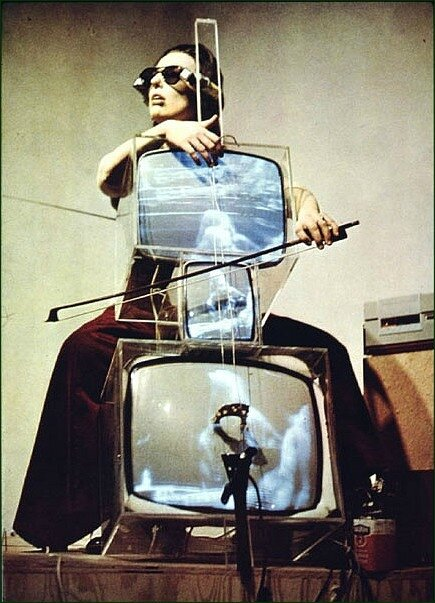 tv cello nam june paik