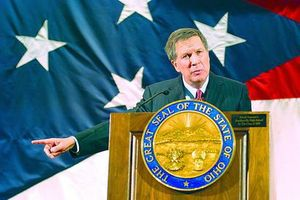 kasich Ohio governor