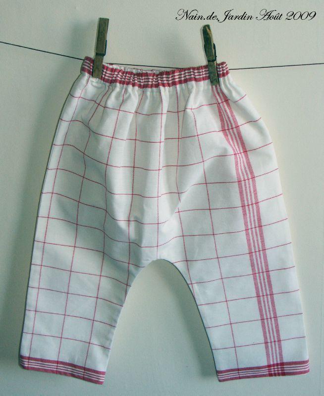2009-08 Pantalon torchon