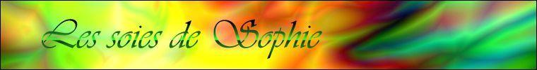 Les soies de sophie