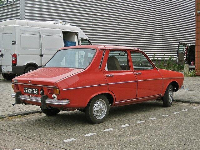 tr auto 1975