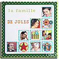 La famille de Jules
