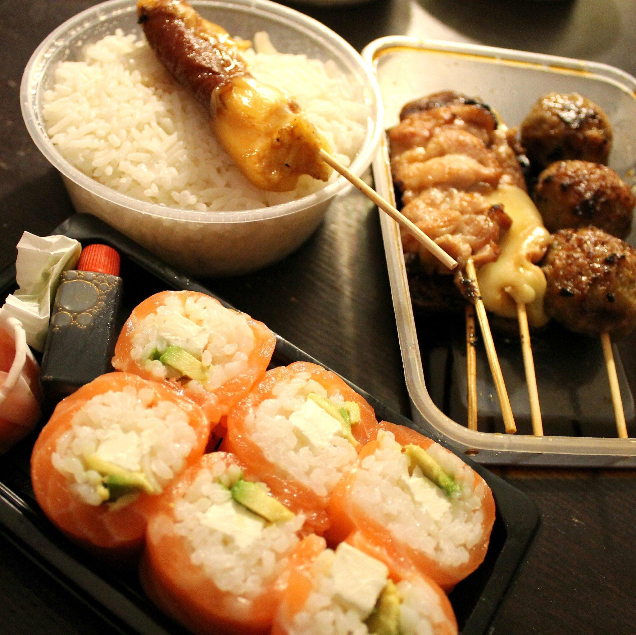 Sushi paris 15 for Restaurant japonais cuisine devant vous paris