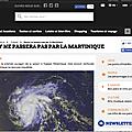 Danny, erika, comment nomme t'on les tempêtes? by mimcity martinique