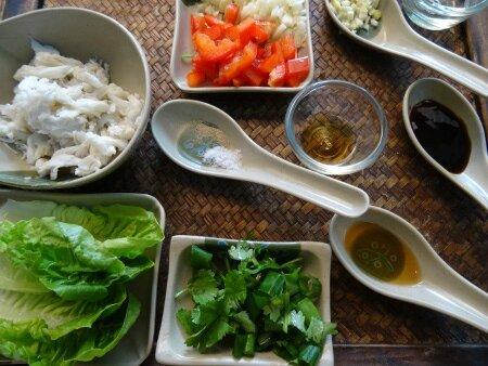 Salade crabe 1