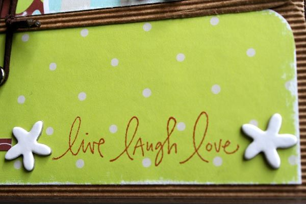 mini album live laugh love 004