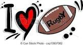 Image result for l amour du rugby dessin