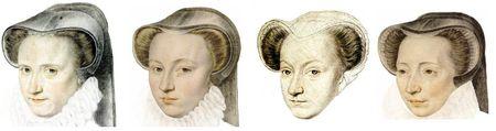Chaperon des années 1570
