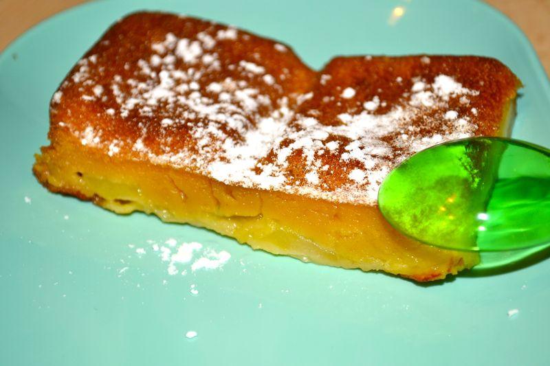 Cake Thon Lait De Coco Tomate Seche