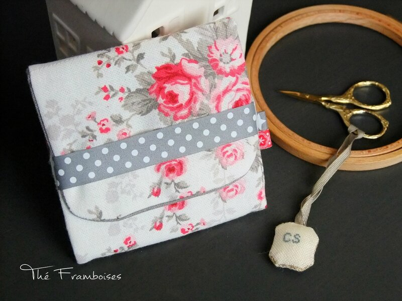 Fabric Box Pois de Senteur (37)