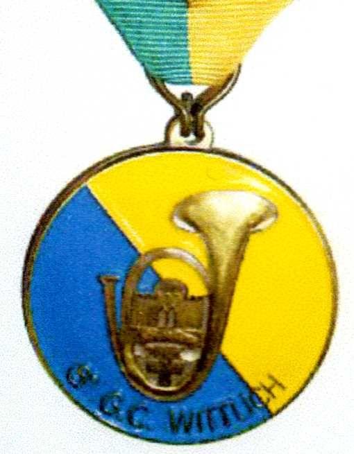 Une médaille du 8e (?)