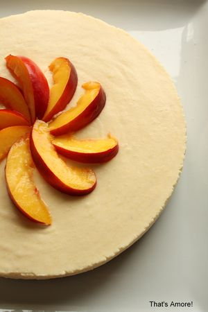 Cheesecake_aux_nectarines