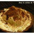 Tartelettes aux cerises et sa mousse au mascarpone