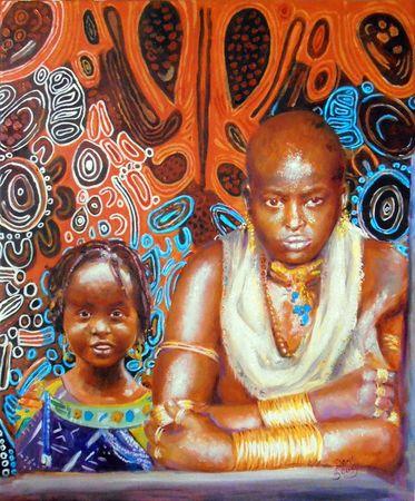 Idriss et Aïcha