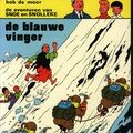 Snoe en Snolleke (Oncle Zigomar) DE BLAUWE VINGER