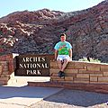 Wild west fun - partie 4 : arches national park