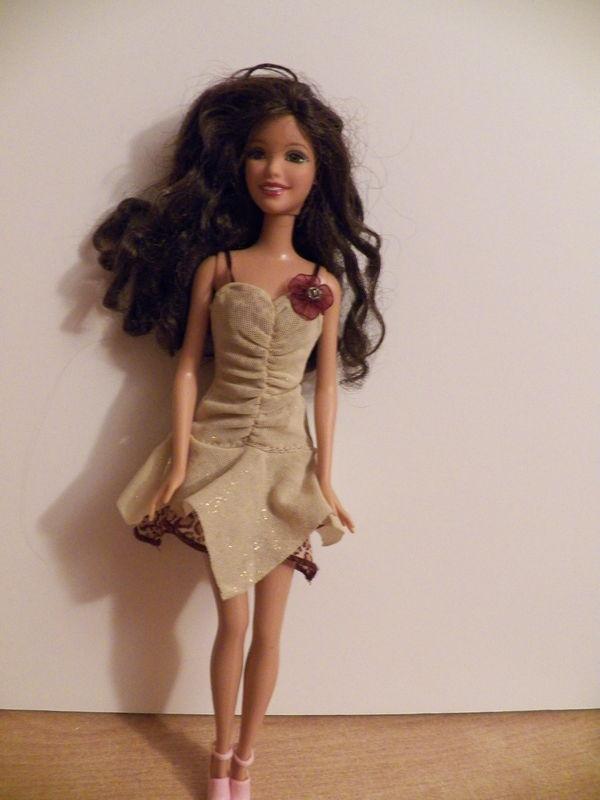 barbie:ma brunette