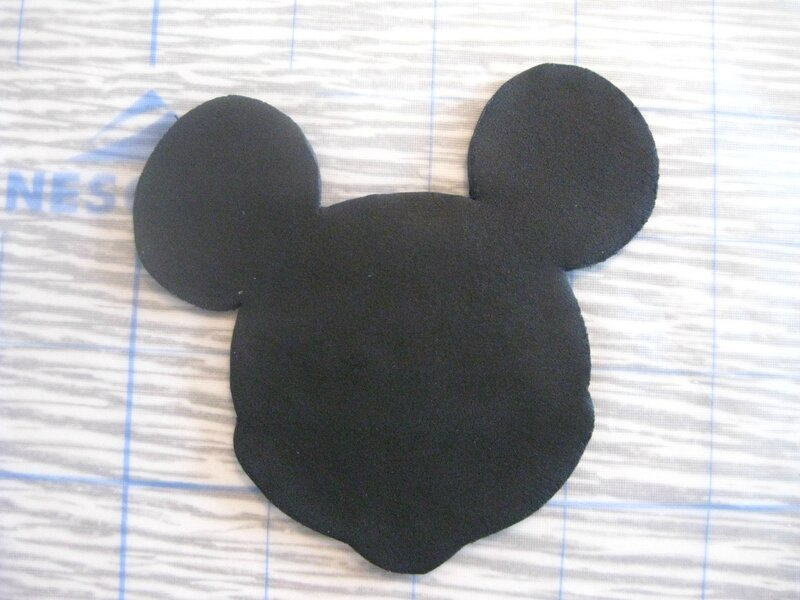 20161211 gâteau Mickey chiffre 1 (2)