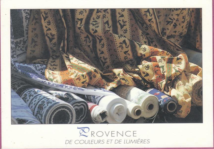 Provence de couleurs et de lumi res les tissus photo de couleurs provence - Les couleurs des tissus ...