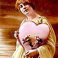 Verrines valentines.. aux clémentines!