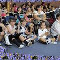 festival fort mardick de majorettes