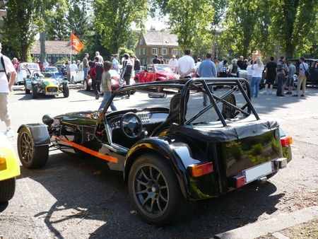 CATERHAM Seven CSR 260 Super Light Strasbourg - PMC (2)