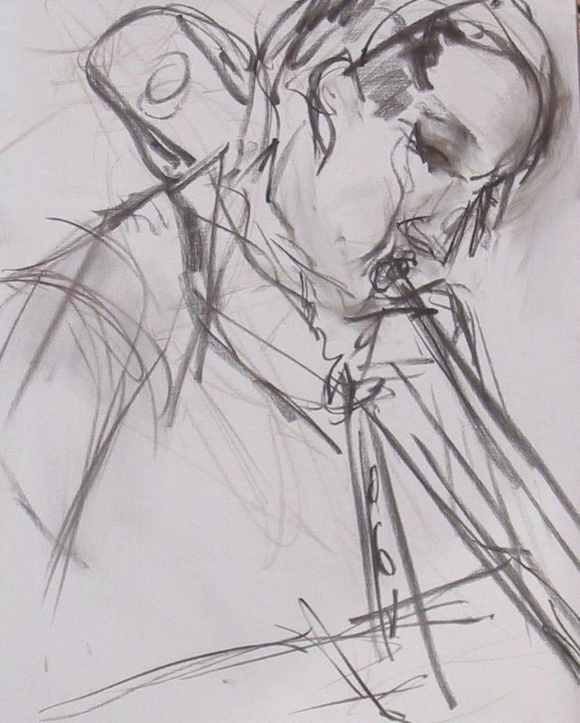 trombone 20F fusain
