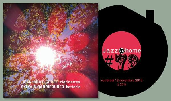 Jazz @ Home 13 nov 15 Godet Darrifourcq