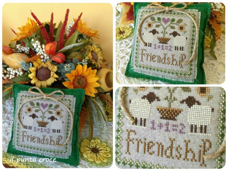 friendship LHN x Mimi 1