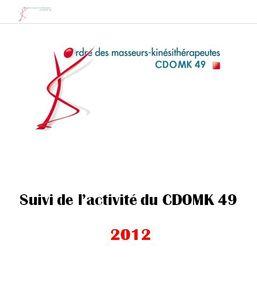 Titre rapport 2012