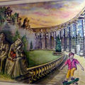 Détail jardin romain
