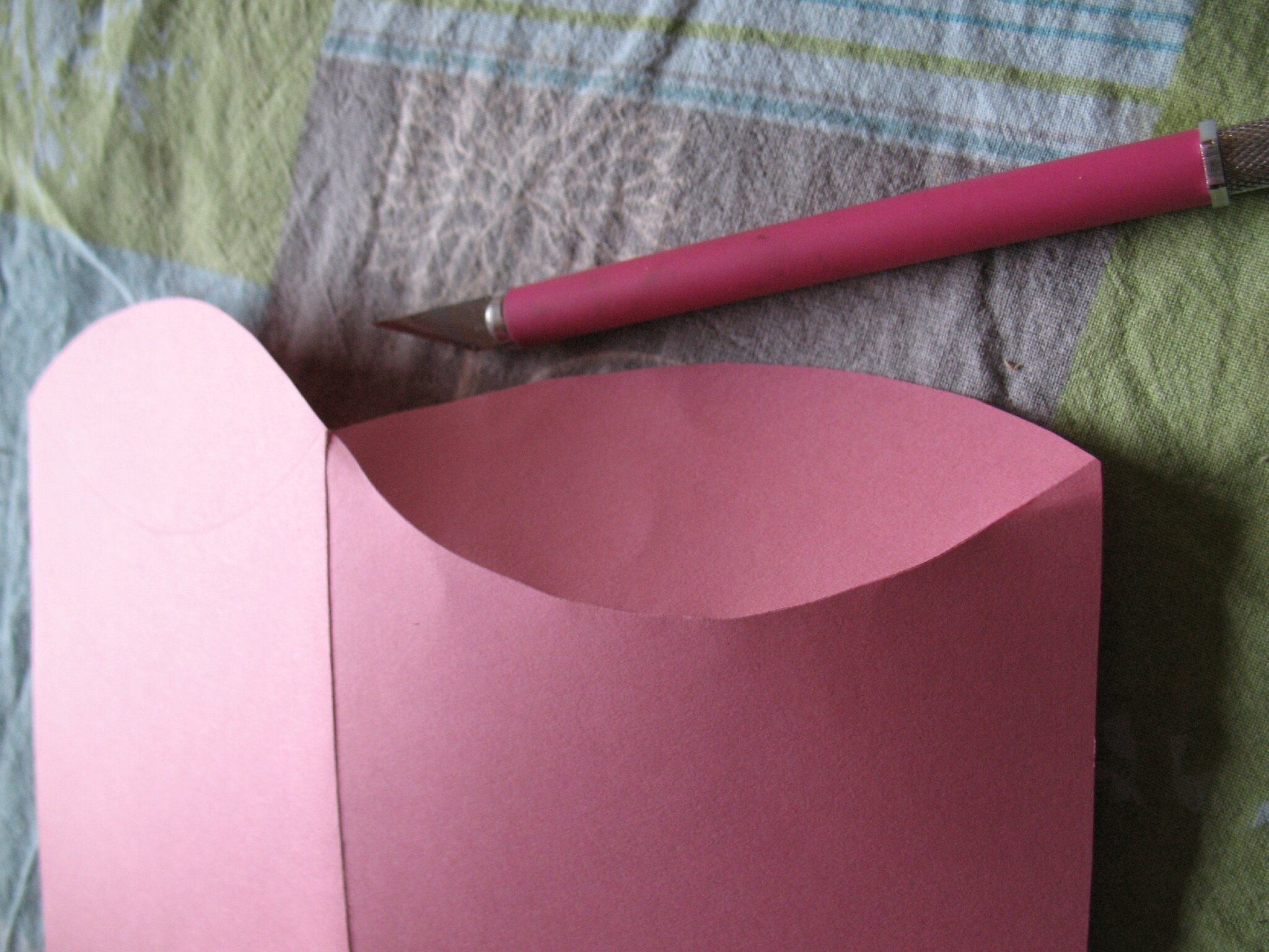 Bo te 3 carton facile monter tuto brin et brindille for Exterieur rind