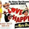 Les affiches de love happy